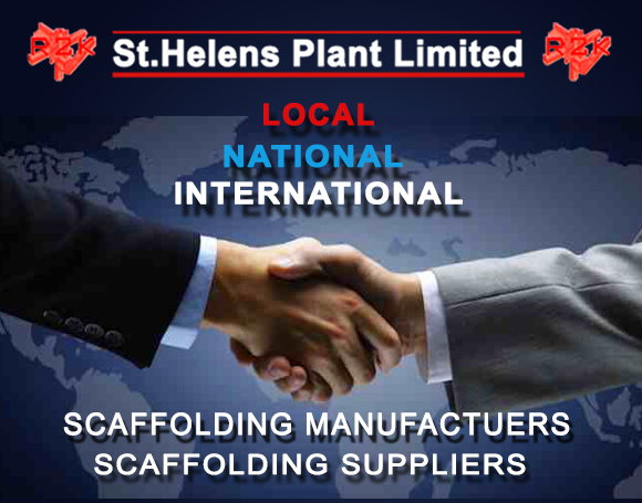 St Helens Plant - Local, National. International Scaffolding Manufacturer