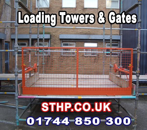 loading-towers-gates - St Helens Plant