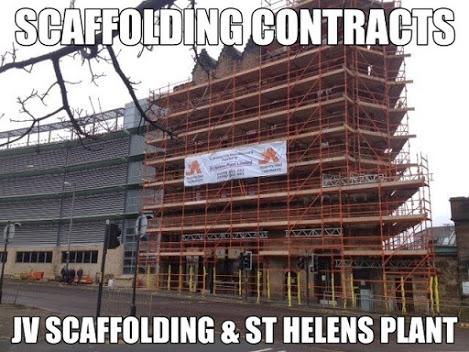 JV Scaffolding - Castle Street Project