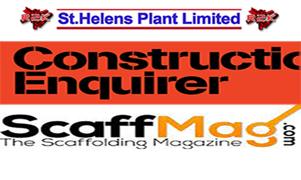 St Helens Plant - Construction Enquirer - ScaffMag Scaffolding Safety Alert
