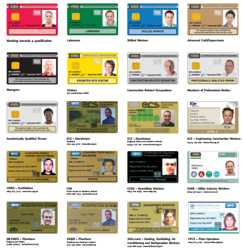 Traffic Lights For Sale >> The New CSCS Construction Workers Single Skills Safety Card... Are You Ready?