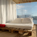 The Pop-Up Hotels Made From Scaffolding Supplies…. Shabby or Sheek?