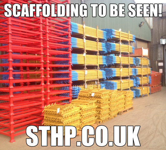 Scaffolding Supplies - St Helens Plant