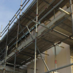 Police Launch an Investigation After £4,000 of Scaffolding Stolen