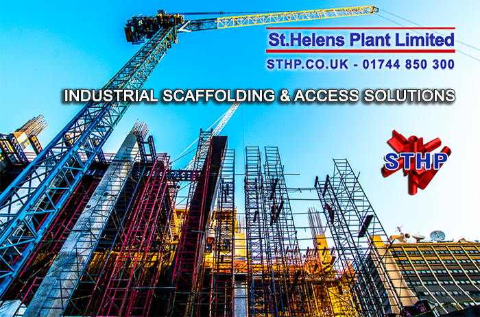 Industrial Scaffolding Manufacturer