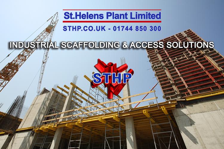 Industrial Scaffolding Fabricator