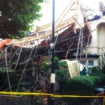 Scaffolding Collapses on Loft Conversion Project