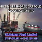 Cuplock Scaffolding – Oil Rig and Offshore Access Systems