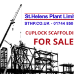 New, Second Hand and Refurbished Cuplock Scaffolding For Sale
