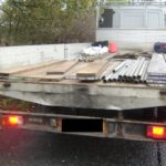 Scaffolding Firm Suspended For 2 Weeks From Operating Vehicles