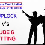Cuplock Scaffolding V's Tube and Fitting Scaffolding