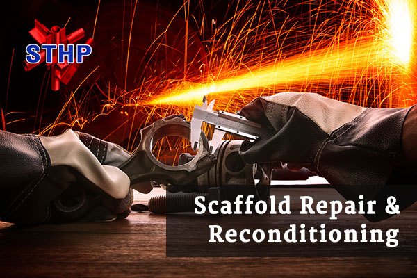 Scaffold Repair and Reconditioning