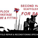 Used, Second Hand Scaffolding For Sale