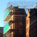 Shocking Scaffolders Serious Safety Failings