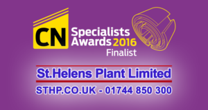 St Helens Plant Access and Scaffolding Specialist of the Year – Finalists!