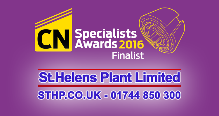 Access and Scaffolding Specialist of the Year Finalists 2016 - St Helens Plant