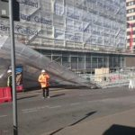 Scaffolding Collapses at West London Offices