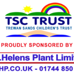 St Helens Plant Proud Sponsors of the Trewan Sands Children's Trust (TSC Trust)