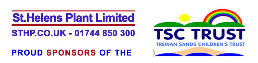 St Helens Plant Proud Sponsors of the Trewan Sands Children's Charity