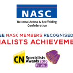 The High Standards of Three NASC Members – Recognised.