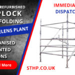 Galvanised Cuplock Scaffolding – AVAILABLE FOR IMMEDIATE DISPATCH