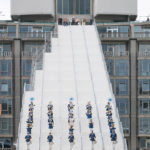 The Surreal and Spectacular Scaffolding Staircase – Opens to the Public