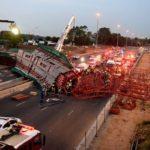 US Bridge Collapse – Scaffolding Not Erected Correctly
