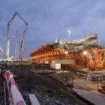 15m High Level Rescue: Mersey Gateway Worker