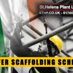St Helens Plant Supports Ireland's NASAC Safer Scaffolding Scheme