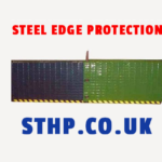Steel Edge Protection for Scaffolding and Construction