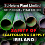 Safety of  Supply Ireland – Supported by Refurbished Scaffolding Specialist