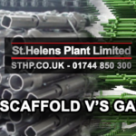 Why Some Scaffolding Systems are Painted and Other Types are Galvanised