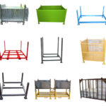 Solution Focussed Industrial and Scaffolding Stillage Manufacturer