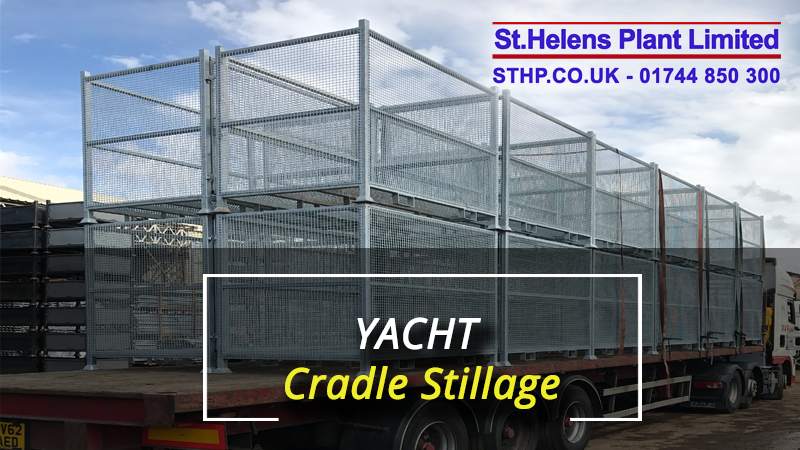 Yacht-Cradle-Stillage