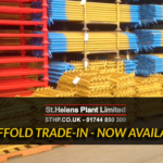 Trade-In Your Used Scaffolding for Newly Refurbished Equipment
