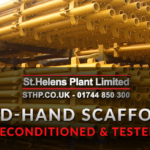 Buy Second-hand Scaffolding, Fully Refurbished and Tested