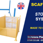 Scaffolding Storage Systems: Made to Measure at Competitive Costs