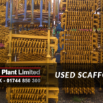 Used Scaffolding Available for Sale – Fully Refurbished