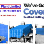 We've Got You Covered! World Leading Scaffold Sheeting & Netting – Now Available