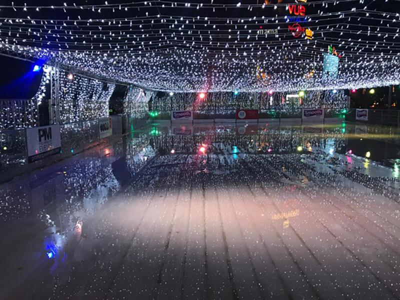 ice rink refurbishment 1