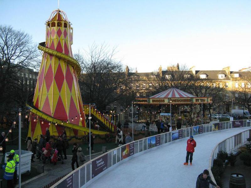 ice rink refurbishment 3