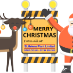 Merry Christmas from All at St Helens Plant Limited