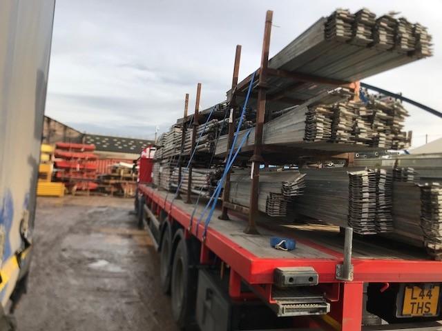 Ringlock Scaffolding Repair
