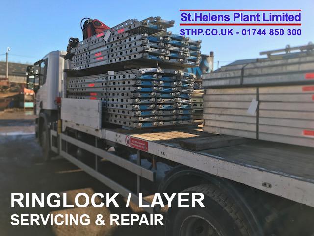 ringlock - layher servicing