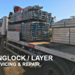 Ringlock / Layher Equipment: Repaired, Refurbished and Serviced at St Helens Plant