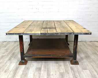 Coffee Table - Stillage Pallet