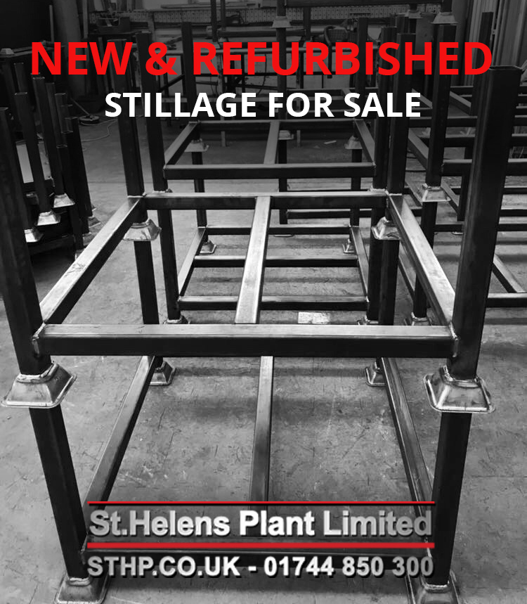 new and refurbished stillage for sale