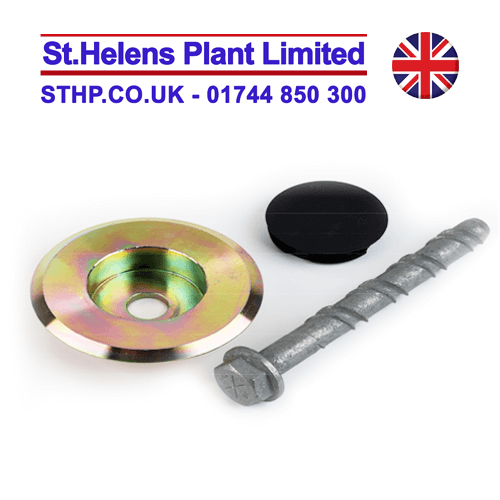 Road Plate Securing Collar