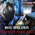 MIG Welder Vacancy – St Helens Plant Limited