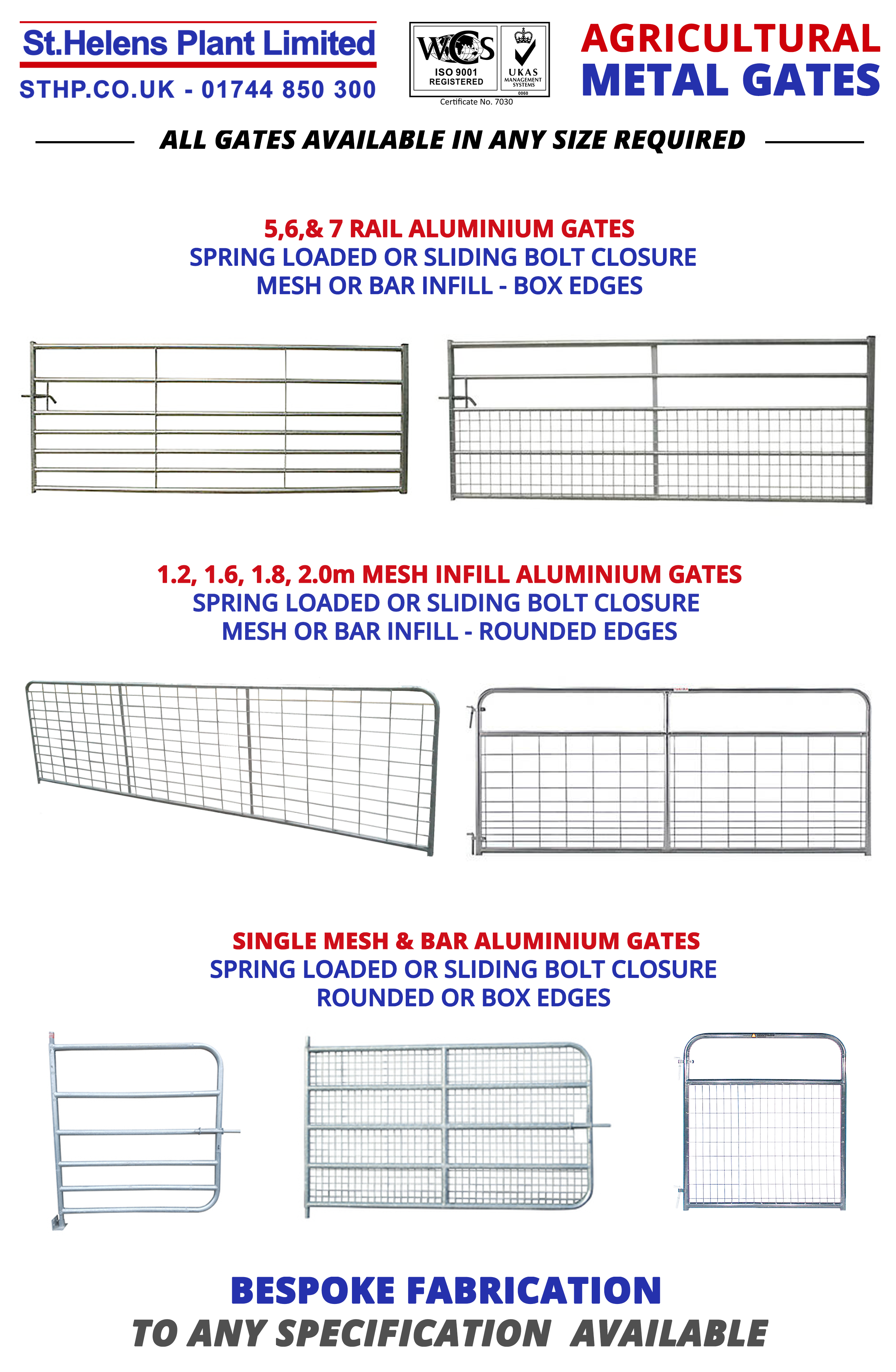 Agriculture Fencing
